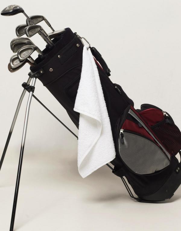 Bild Golf Handtücher textilstickerei köln